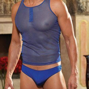 Dreamguy Mens tank and Brief TWO